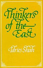 Thinkers of the East