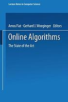 Online algorithms : the state of the art
