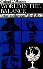 World in the balance : behind the scenes of World War II