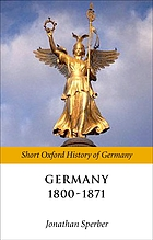 Germany, 1800-1870