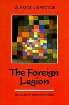 The Foreign Legion : stories and chronicles