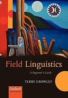 Field linguistics : a beginner's guide