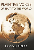 Plaintive voices of Haiti to the world