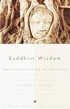 Buddhist wisdom books, containing The diamond Sutra and the heart Sutra