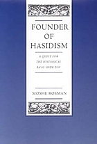Founder of Hasidism : a quest for the historical Ba'al Shem Tov