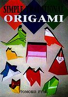 Simple traditional origami