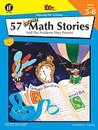 57 great math stories and the problems they present