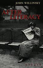 After literacy : essays
