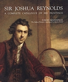 Sir Joshua Reynolds : a complete catalogue of his paintings