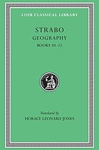 The Geography of Strabo : in eight volumes