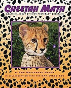 Cheetah math : learning about division from baby cheetahs