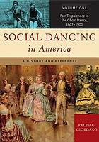 Social dancing in America, VOL. 2