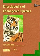 Encyclopedia of endangered species