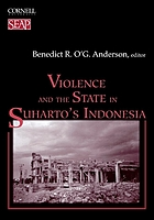 Violence and the state in Suharto's Indonesia