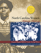 North Carolina women : making history