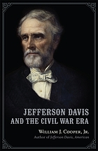 Jefferson Davis and the Civil War era