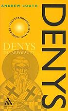 Denys, the Areopagite