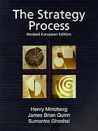 The strategy process