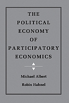 The political economy of participatory economics