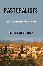 Pastoralists : equality, hierarchy, and the state