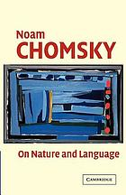 On nature and language