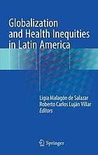 Globalization and health inequities in Latin America (eBook, 2018