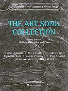 The art song collection : medium-high voice and piano.