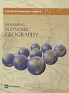Reshaping economic geography.