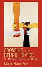 Crossing the ethnic divide : the multiethnic church on a mission