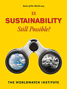 Is sustainability still possible?