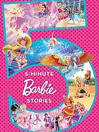 Barbie 5-minute stories.
