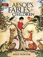 Aesop's fables for children [Book + CD]
