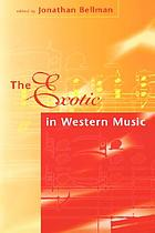 The exoticism in western music