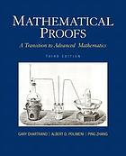 Mathematical proofs : a transition to advanced mathematics