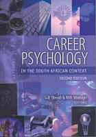 Career psychology in the South African context