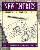 New entries : learning by writing and drawing