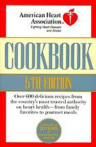American Heart Association cookbook.