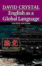 English as a global language : Second edition