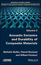 Acoustic emission and durability of composite materials