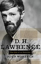 D.H. Lawrence : the life of an outsider