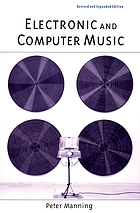 Electronic and computer music