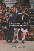 Resistance and the state : Nepalese experiences