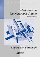 Indo-European language and culture : an introduction