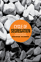 Cycle of segregation social processes and residential stratification