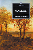 Walden : with Ralph Waldo Emmerson's essay on Thoreau