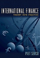 International finance : theory into practice