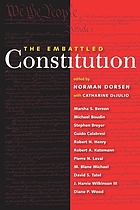 The Embattled Constitution