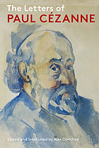 The letters of Paul Cézanne