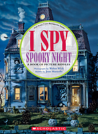 I spy spooky night : a book of picture riddles