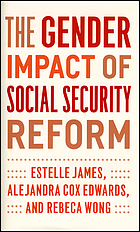 The gender impact of social security reform